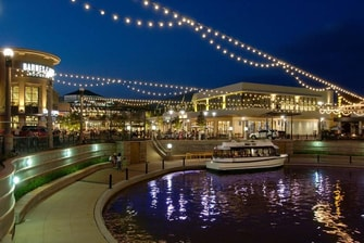 The Woodlands Waterway
