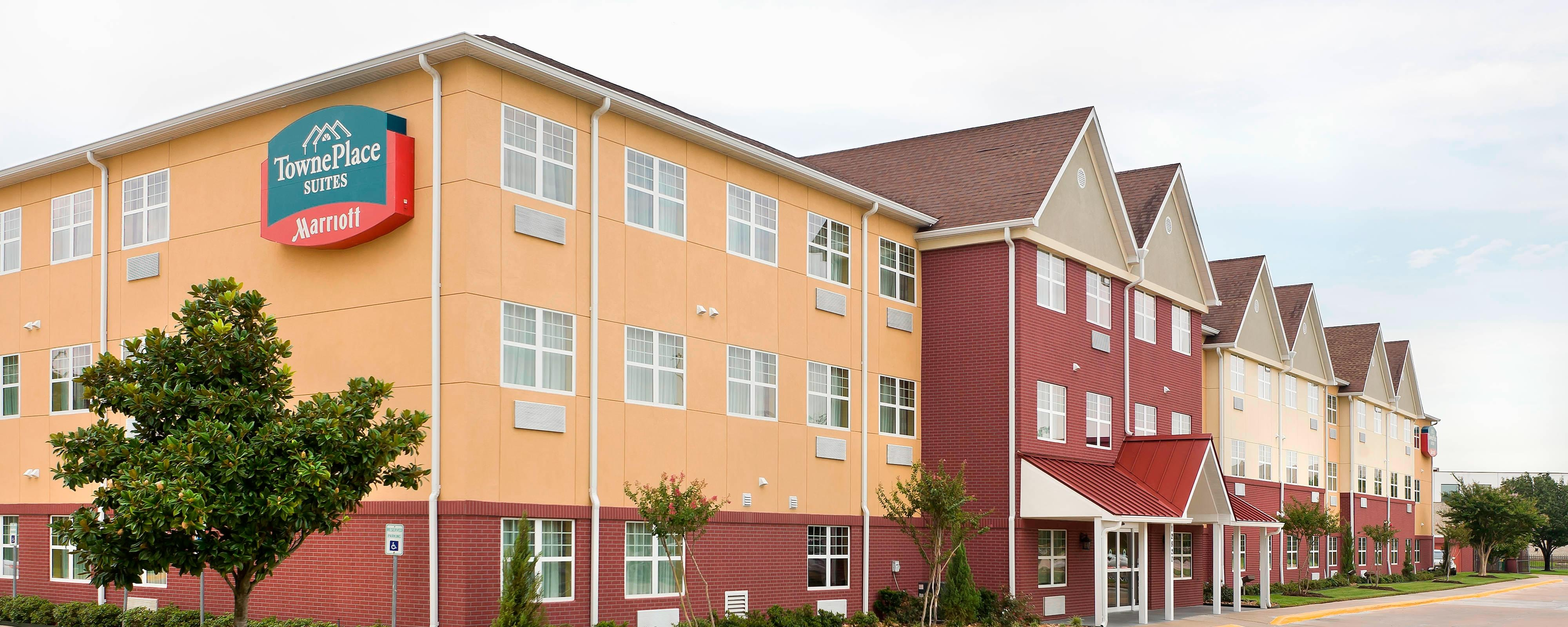 Extended Stay hotels Houston TX.