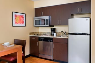 Extended Stay Suites Houston Texas.