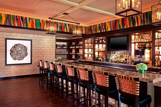 White Oak Kitchen Bar