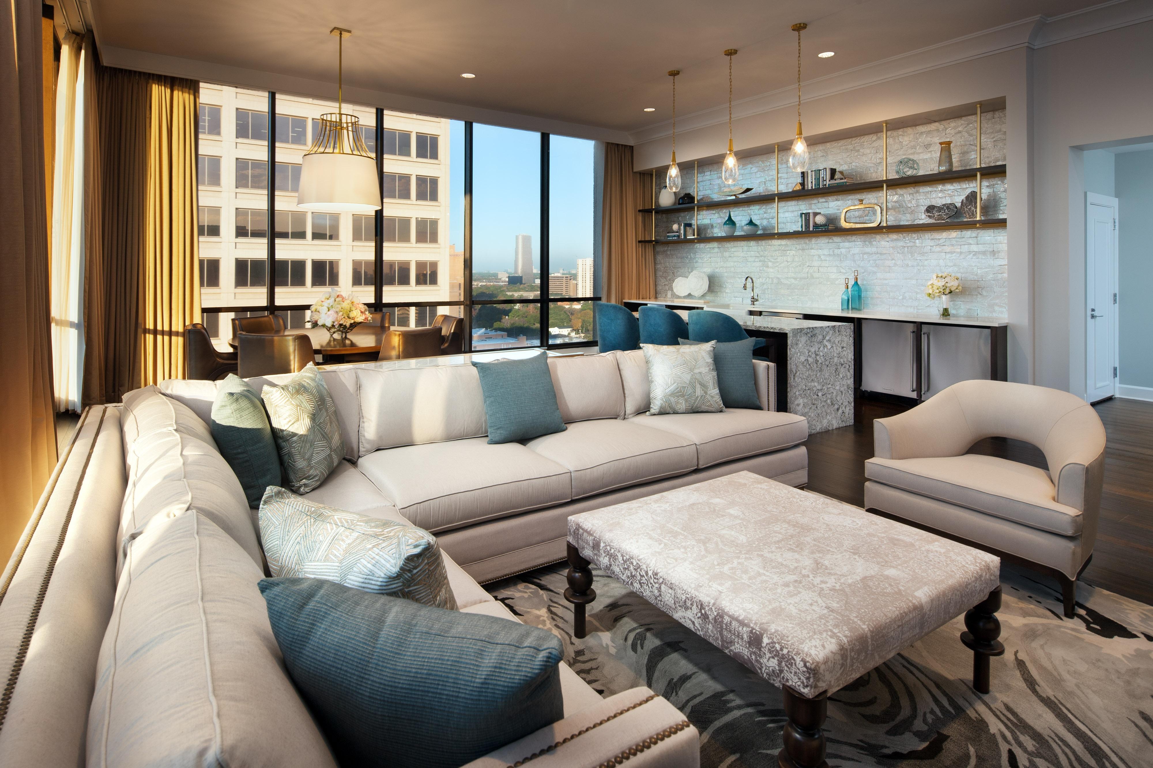 Heavenly Luxus Suite– Wohnzimmer