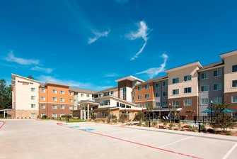 Residence Inn Houston Springwoods Village Exterior