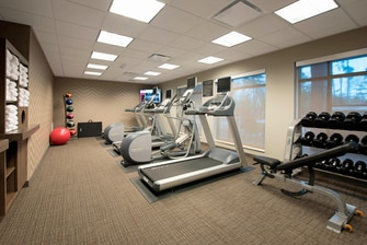 Houston Springwoods Village - Gym