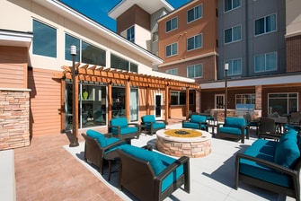 Houston Springwoods Village - Patio