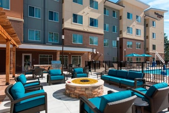 Houston Springwoods Village - Fire Pit