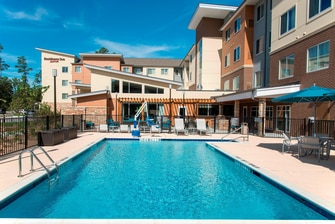 Houston Springwoods Village - Outdoor Pool