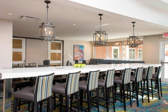 Houston Springwoods Village - Communal Table