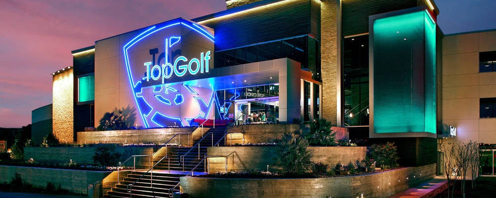 Instalaciones recreativas TopGolf Houston-Katy
