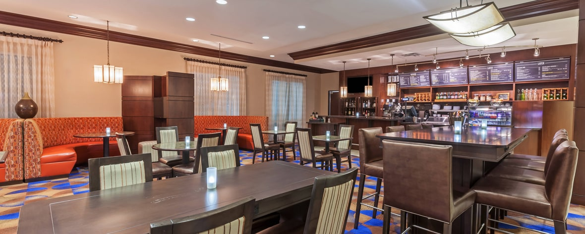 West Houston Hotel Restaurant Bar