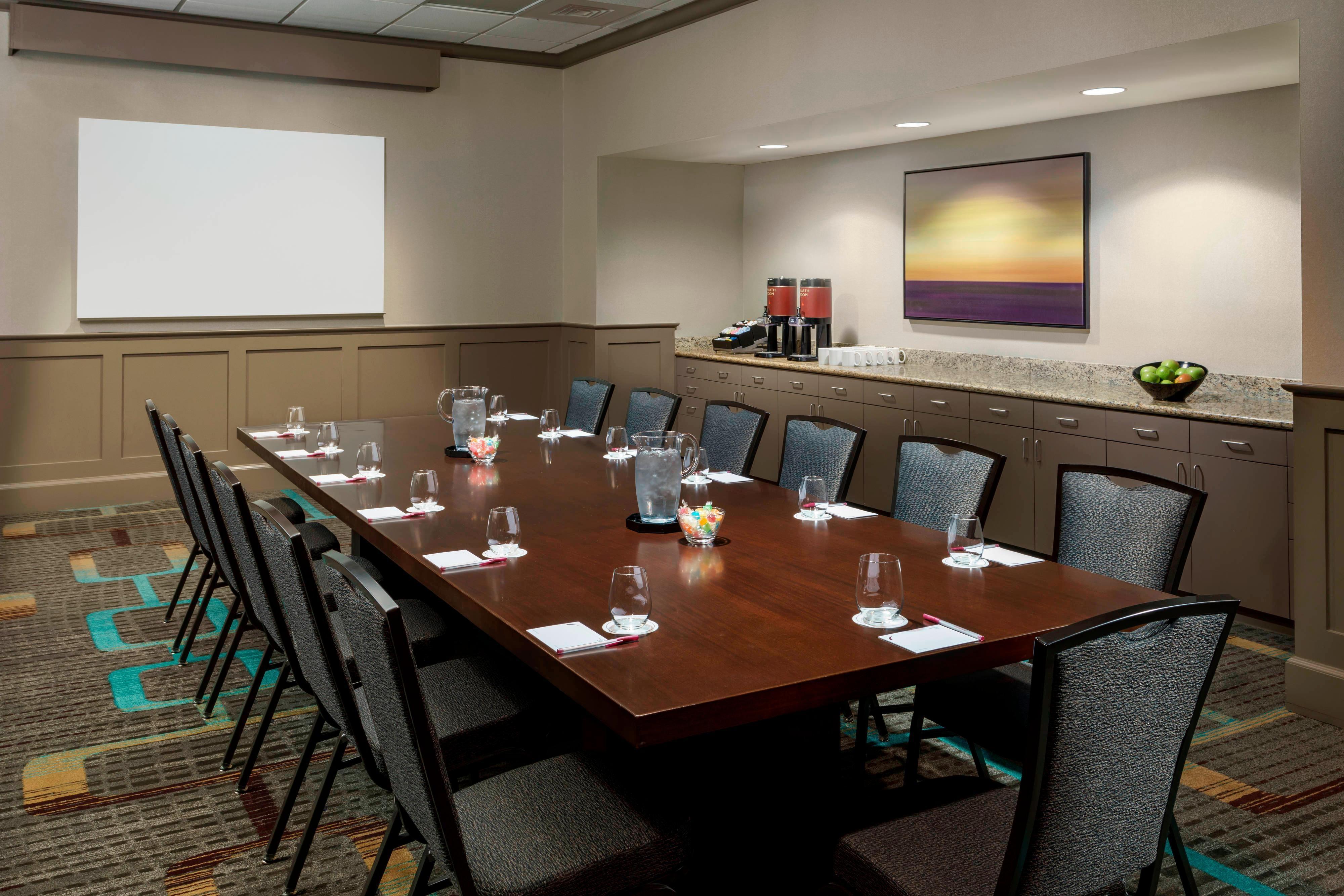Sala de reuniones del hotel en Houston