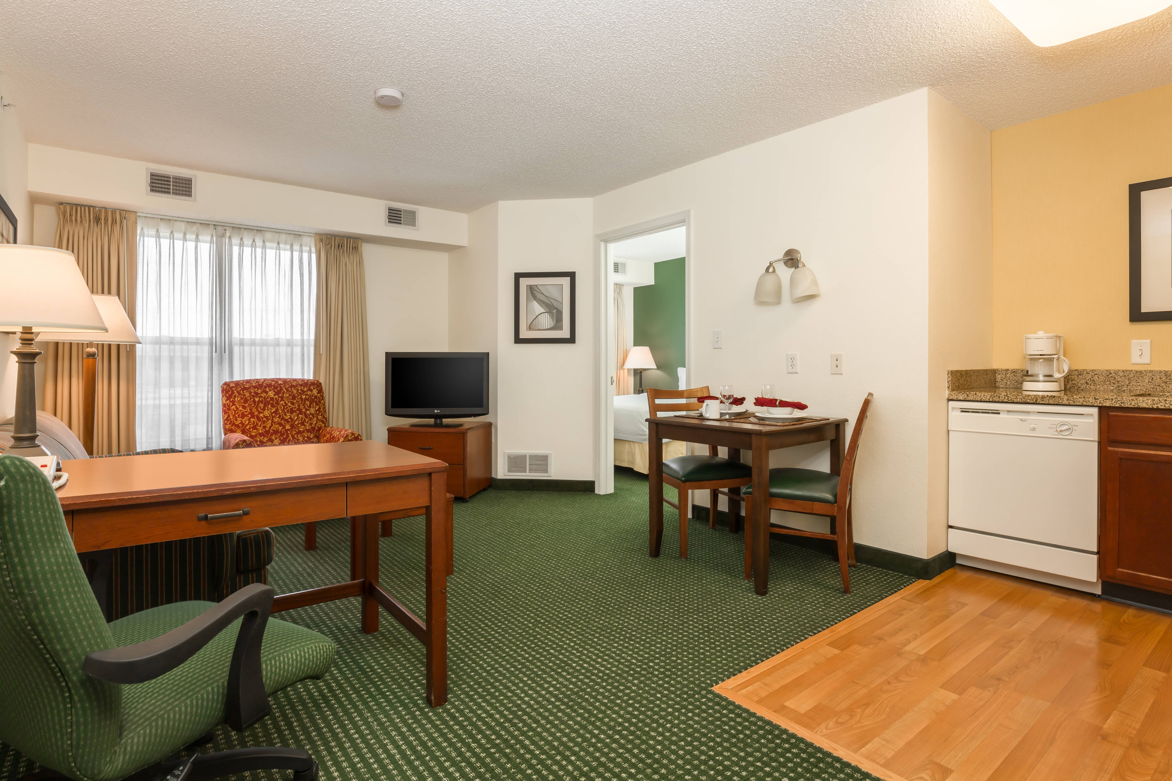 Extended Stay Hotel In Houston Residence Inn Houston Intercontinental Airport