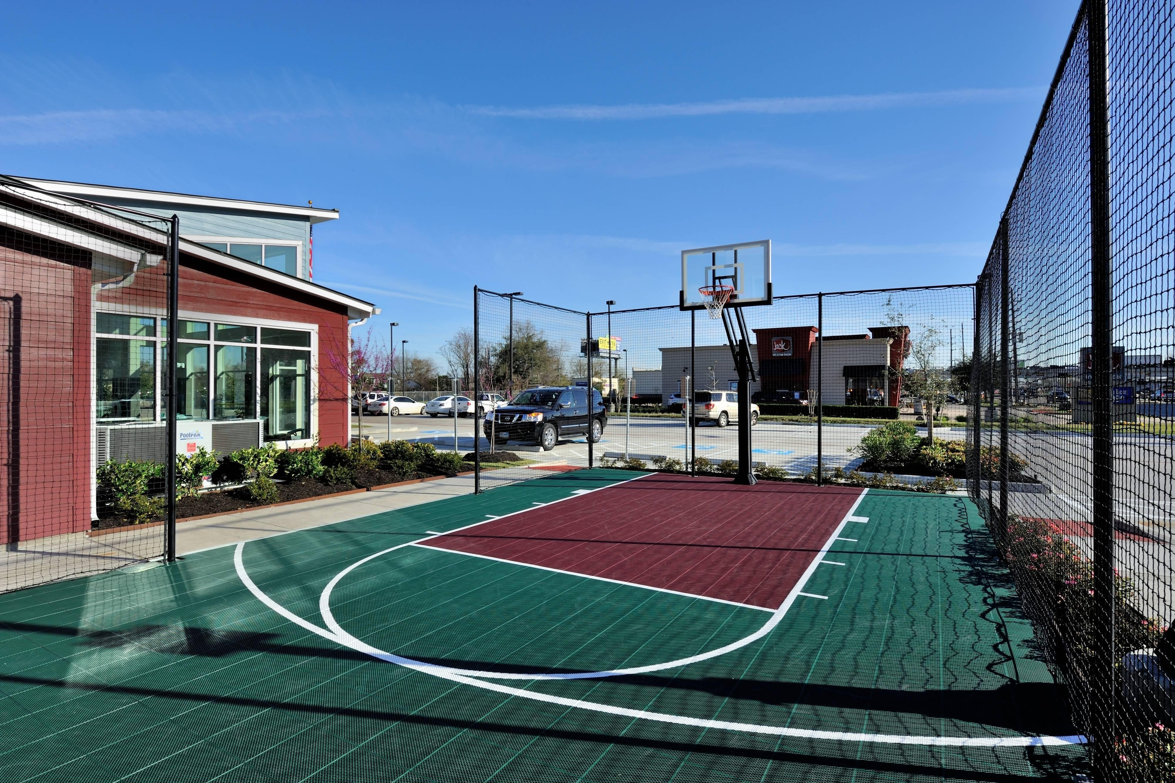 Sports Court in Cypress Hotel