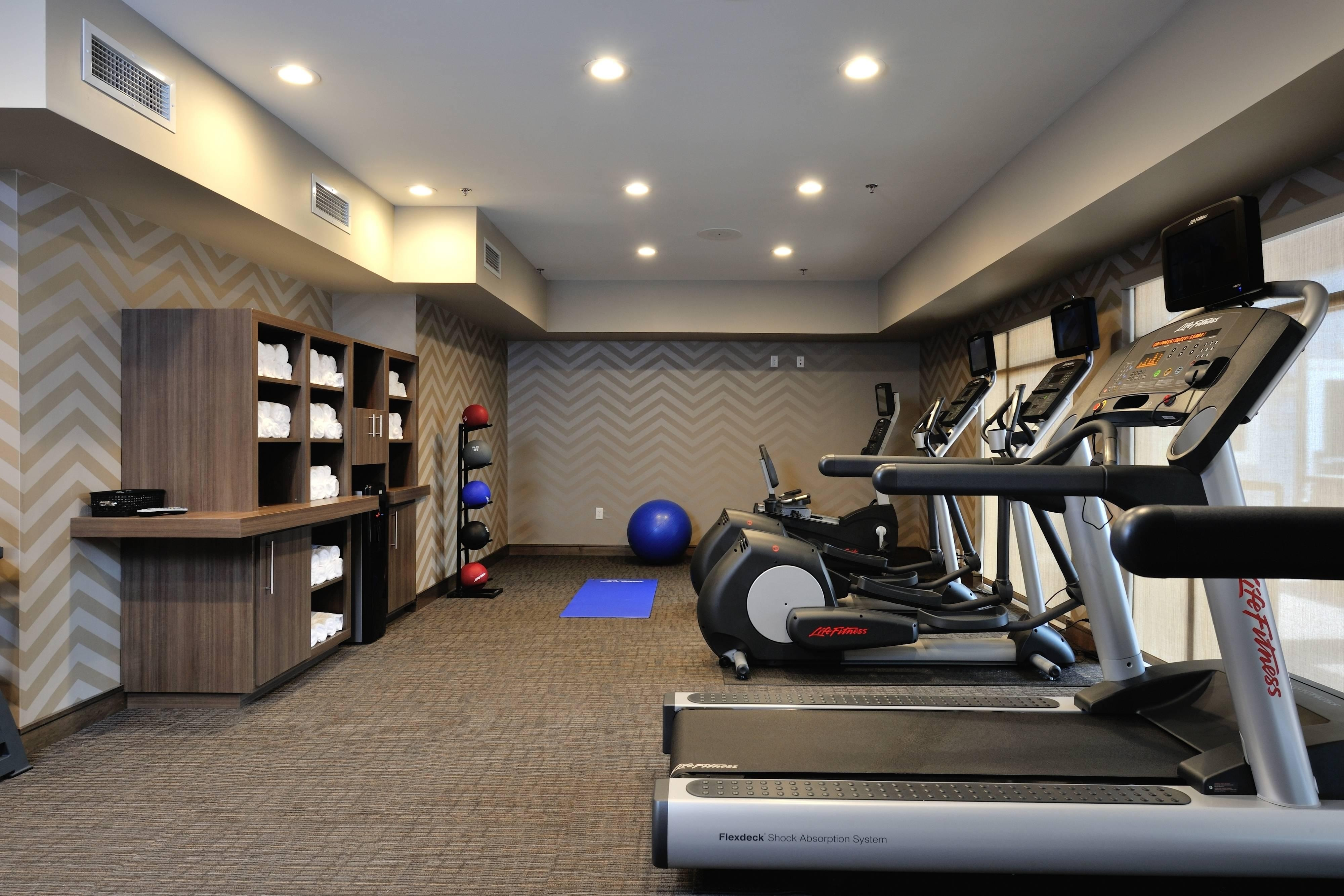 Houston Northwest Fitness Room