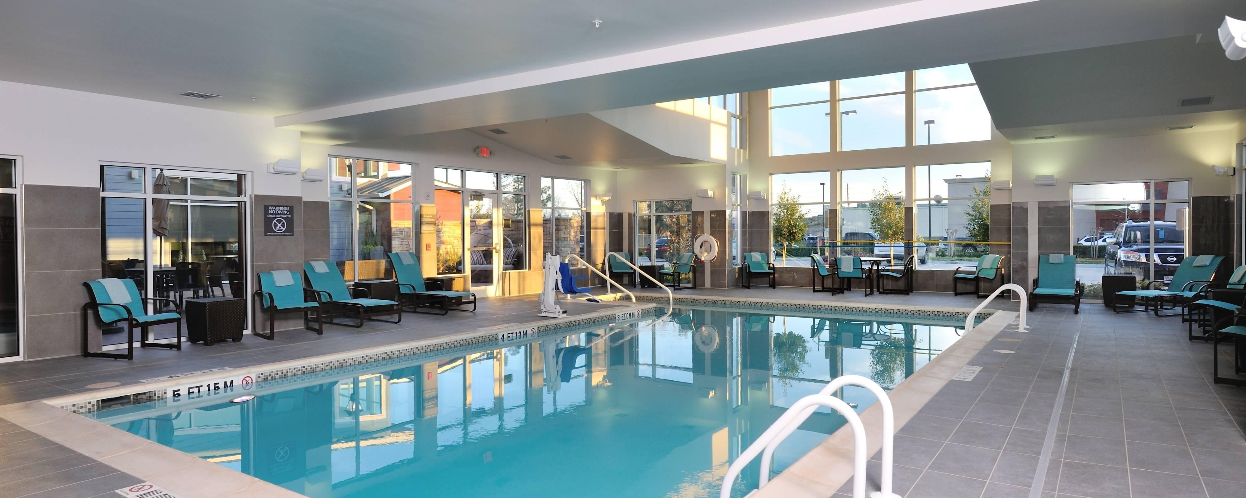 Houston Hotels with Indoor Pool