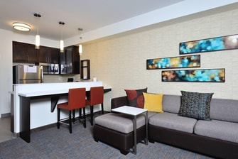 Suites de hotel en Houston, TX