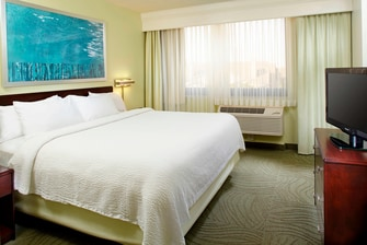 King Suite in Houston Texas
