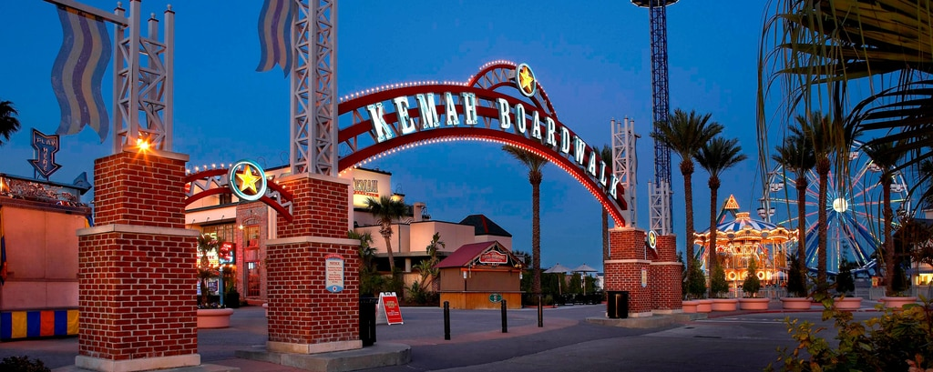Hotel nahe Kemah Boardwalk