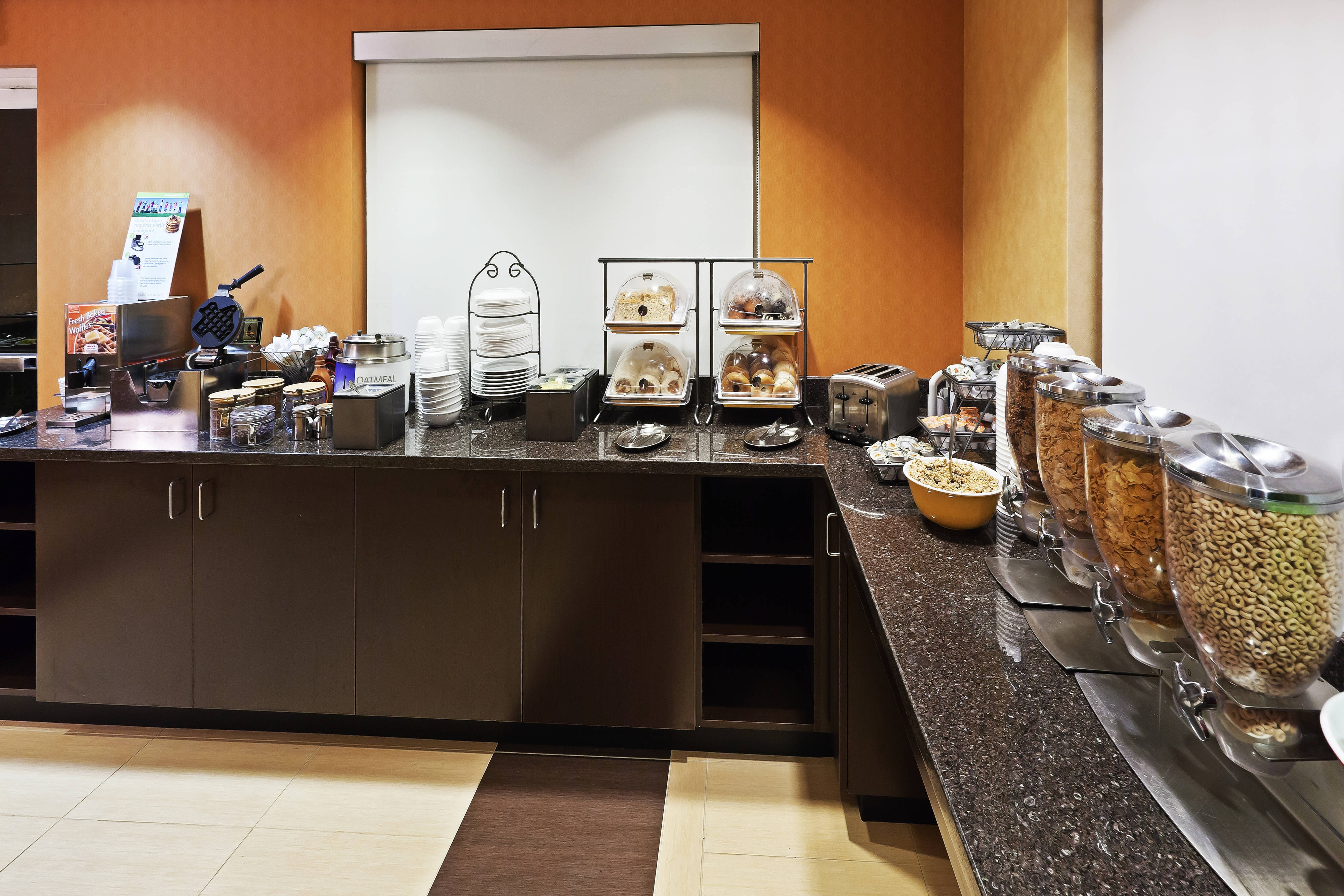 Residence Inn Breakfast Buffet