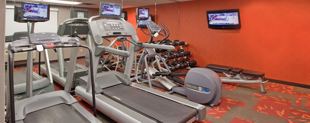 Residence Inn Sugarland Fitness Center