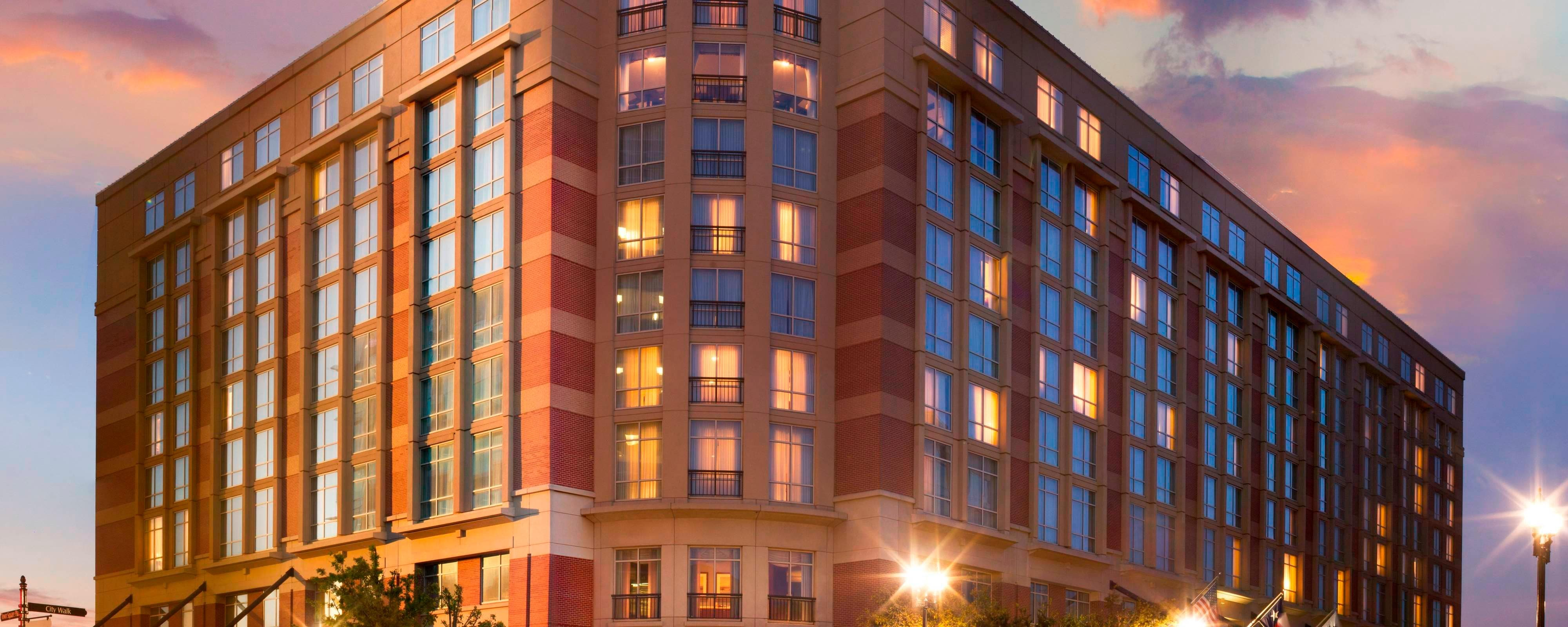 Sugar Land Hotels | Sugar Land Marriott Town Square