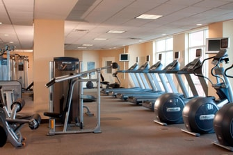Marriott Sugar Land Hotel fitness facilities
