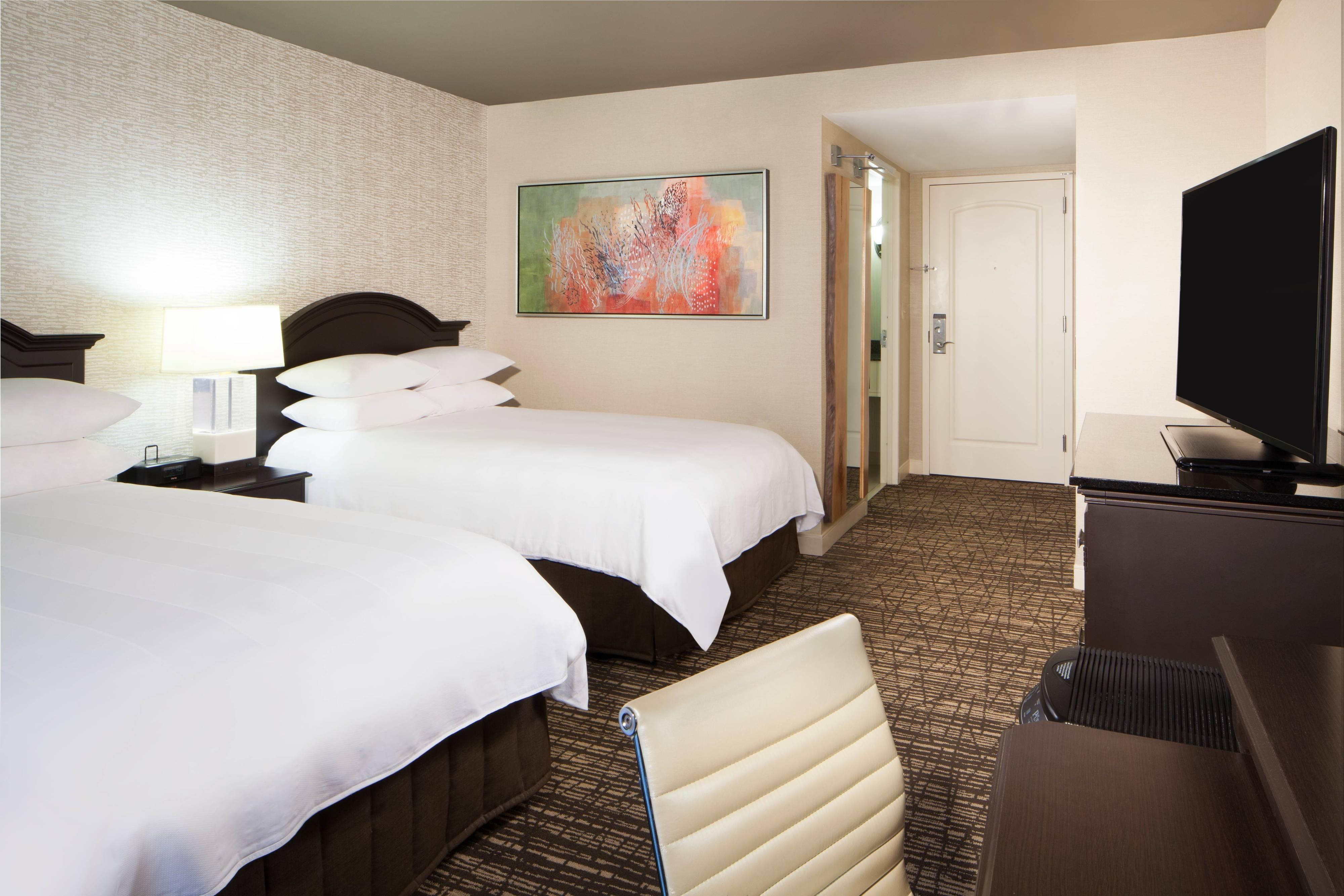 Double/Double PURE Wellness Guest Room