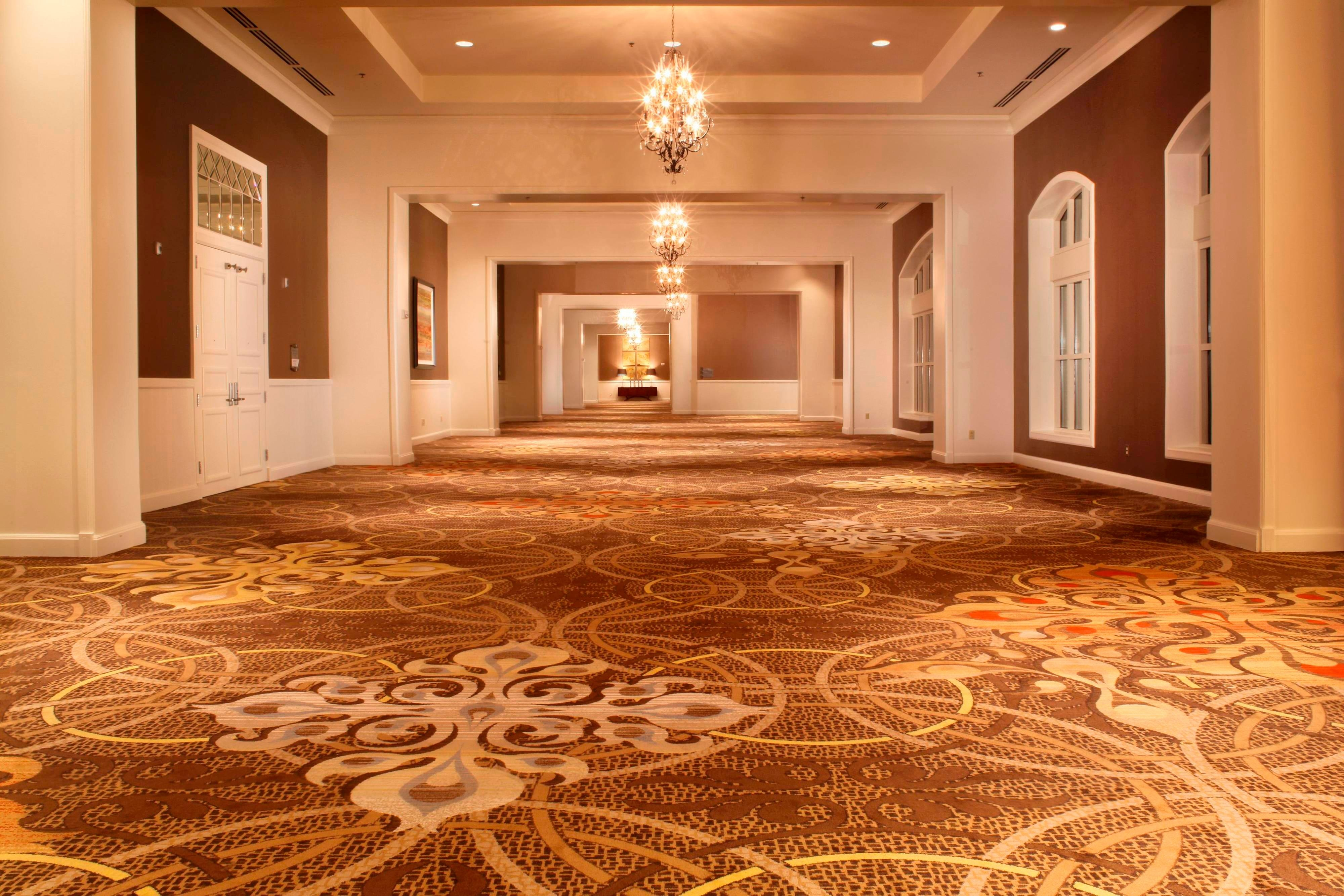 Sugar Land Marriott Pre-function Area