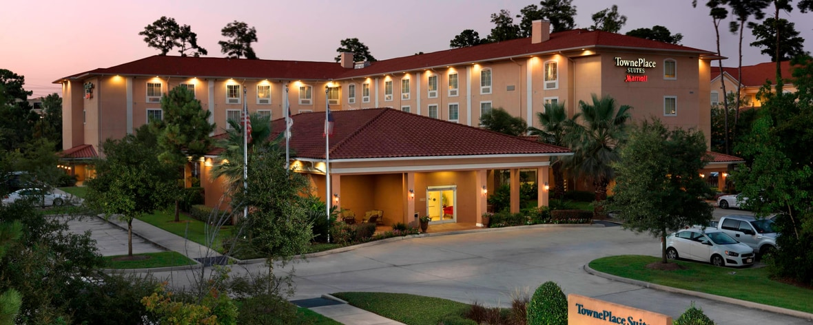 Hotels Near Houston Airport Towneplace Suites Houston