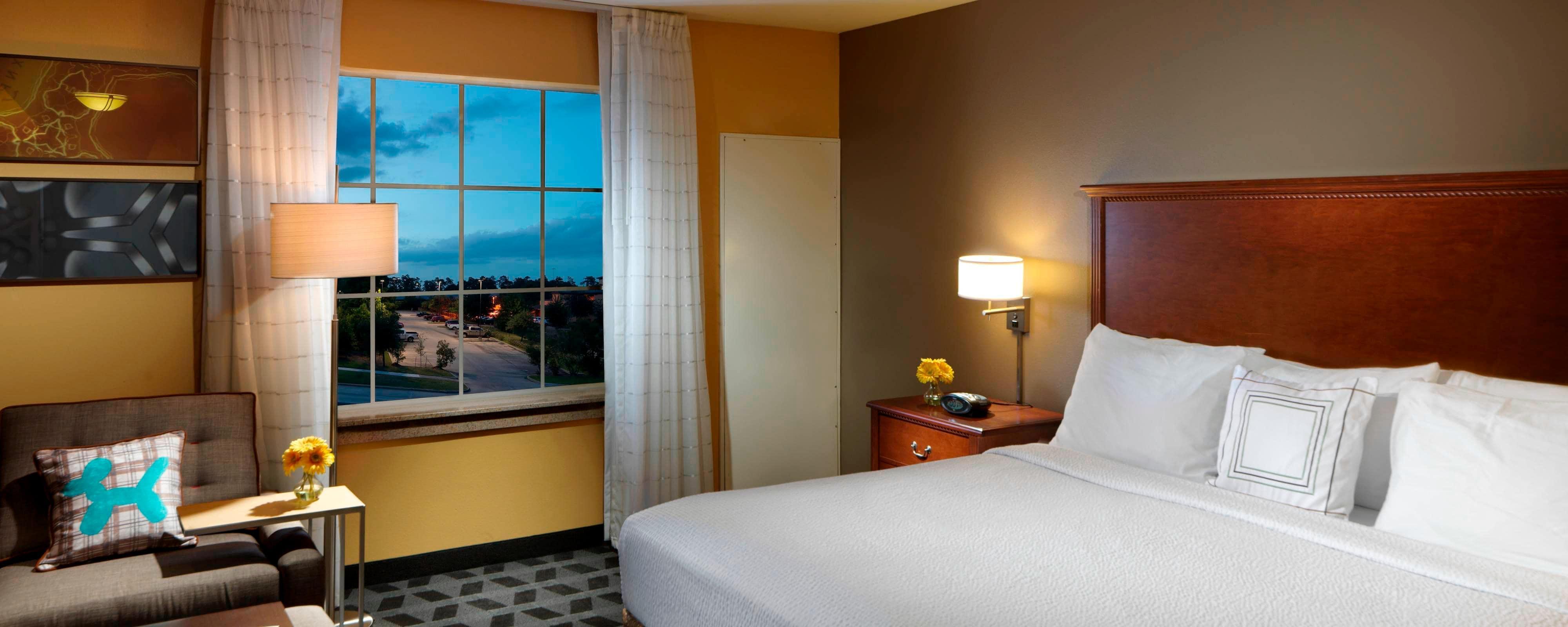 Houston Hotel Room