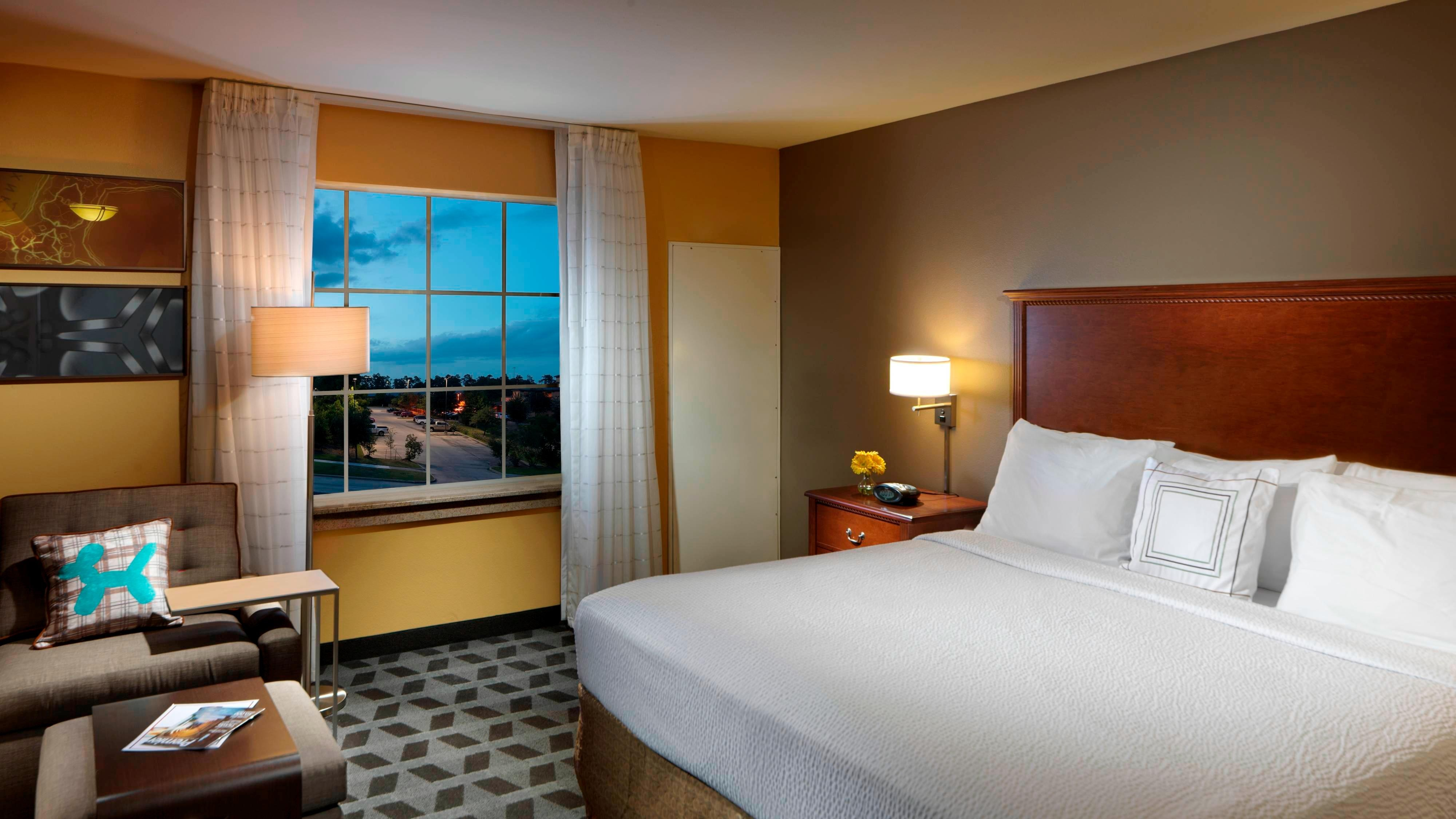 The Woodlands Hotel Rooms