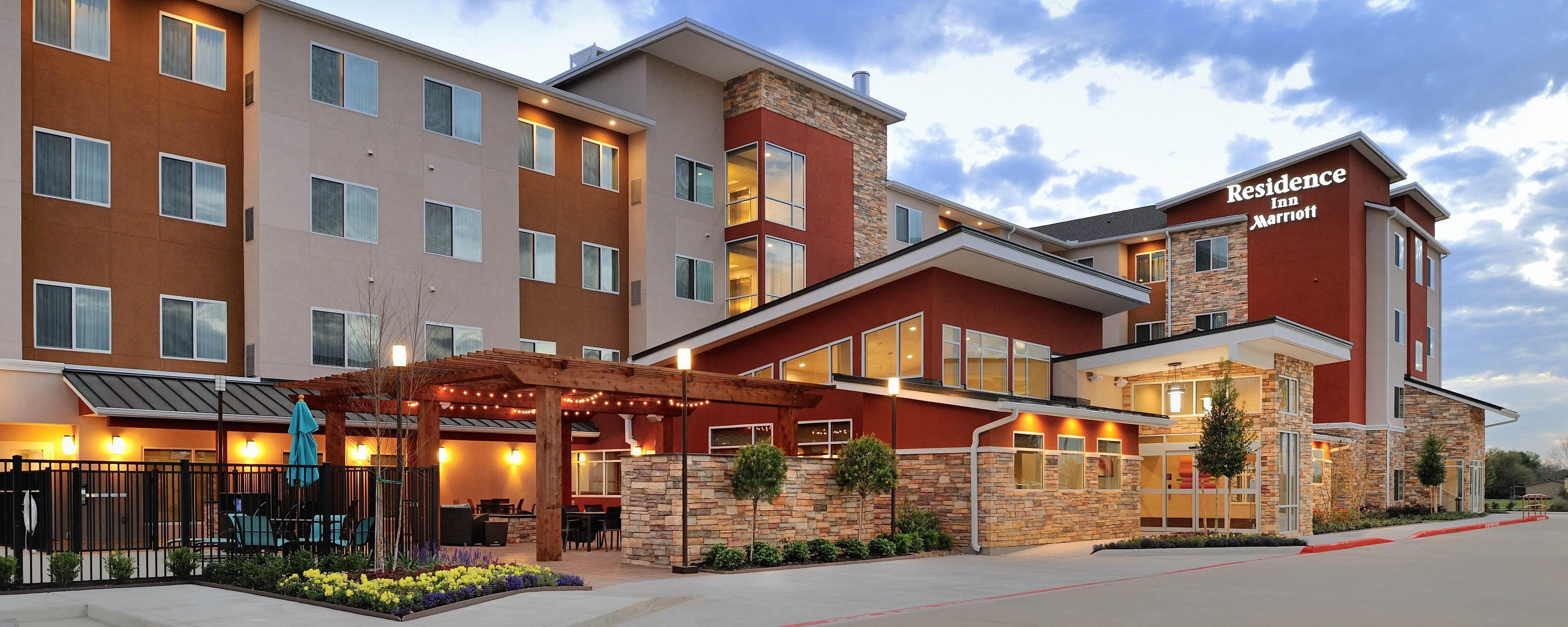 Extended Hotels In Houston Tx