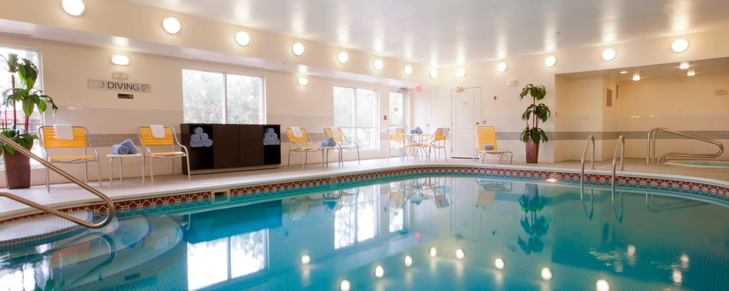 The Woodlands Hotel with Indoor Pool | Fairfield Inn & Suites The ...