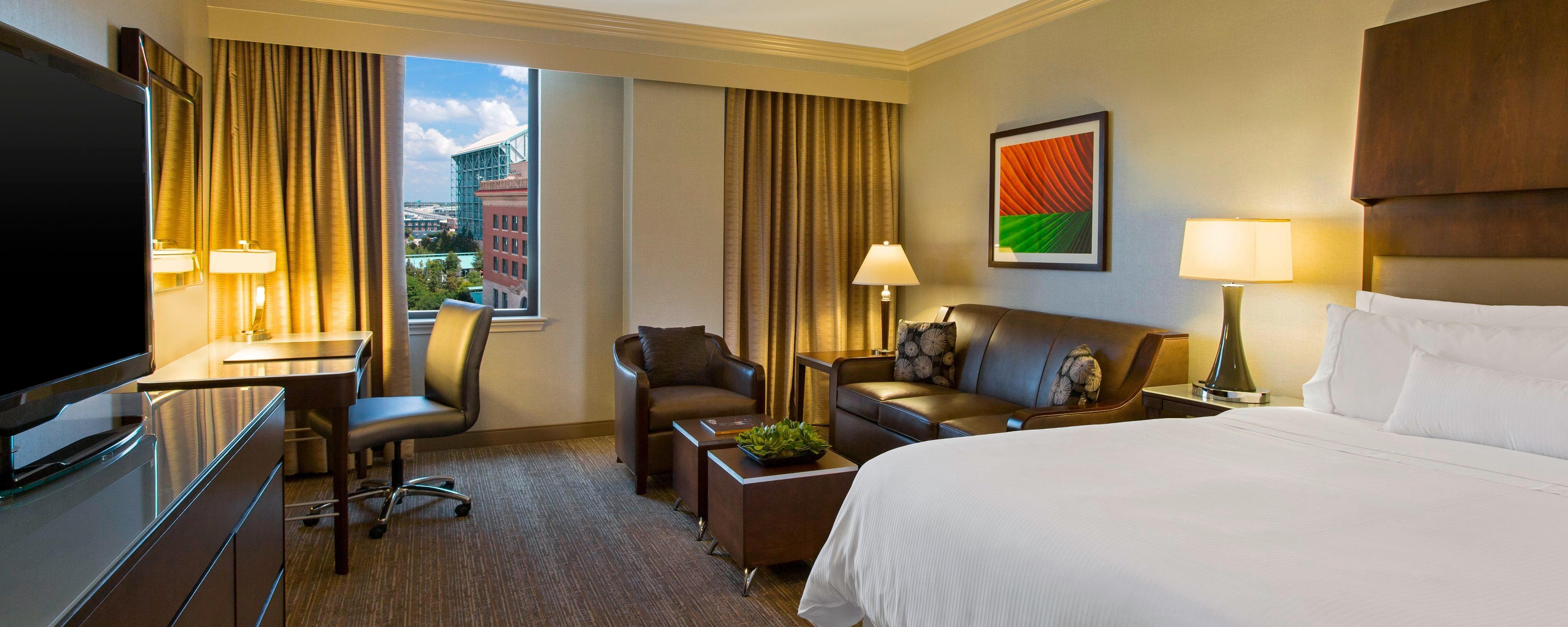 Premium King Guest Room
