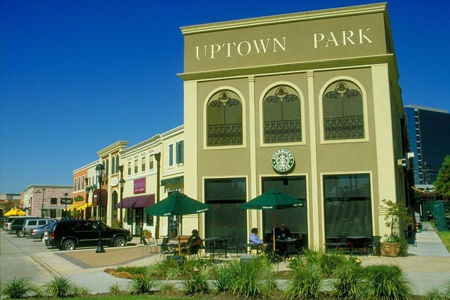 Uptown Park Shopping Dallas Galleria