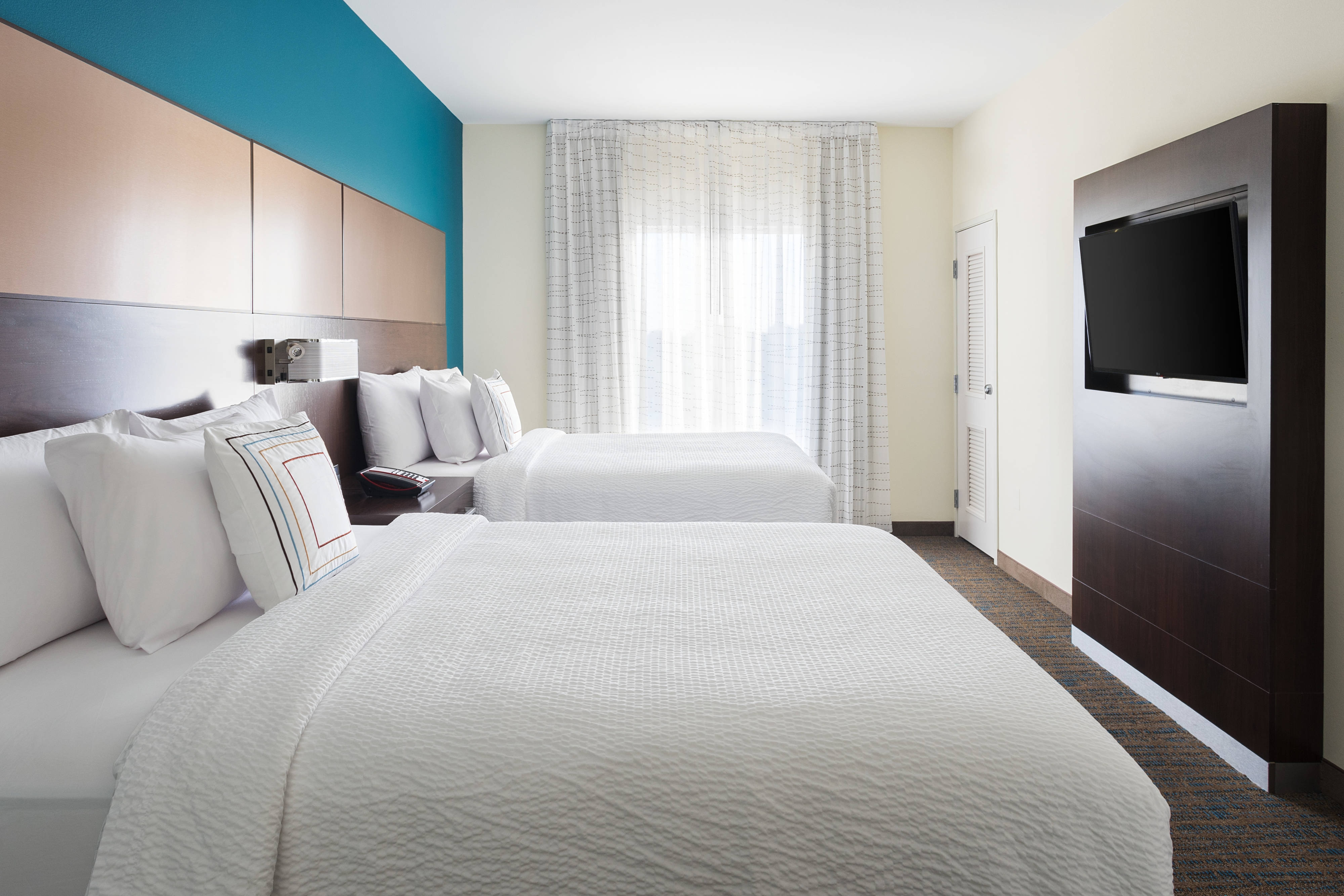 Residence Inn Houston West Beltway 8 At Clay Road Hotel Amenities Hotel Room Highlights