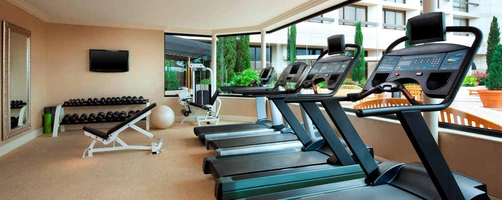 Exercise Room Fitness Center