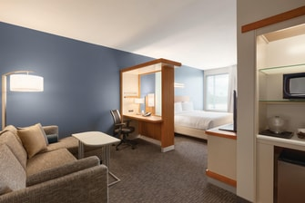 Suite de hotel en Cypress, Texas