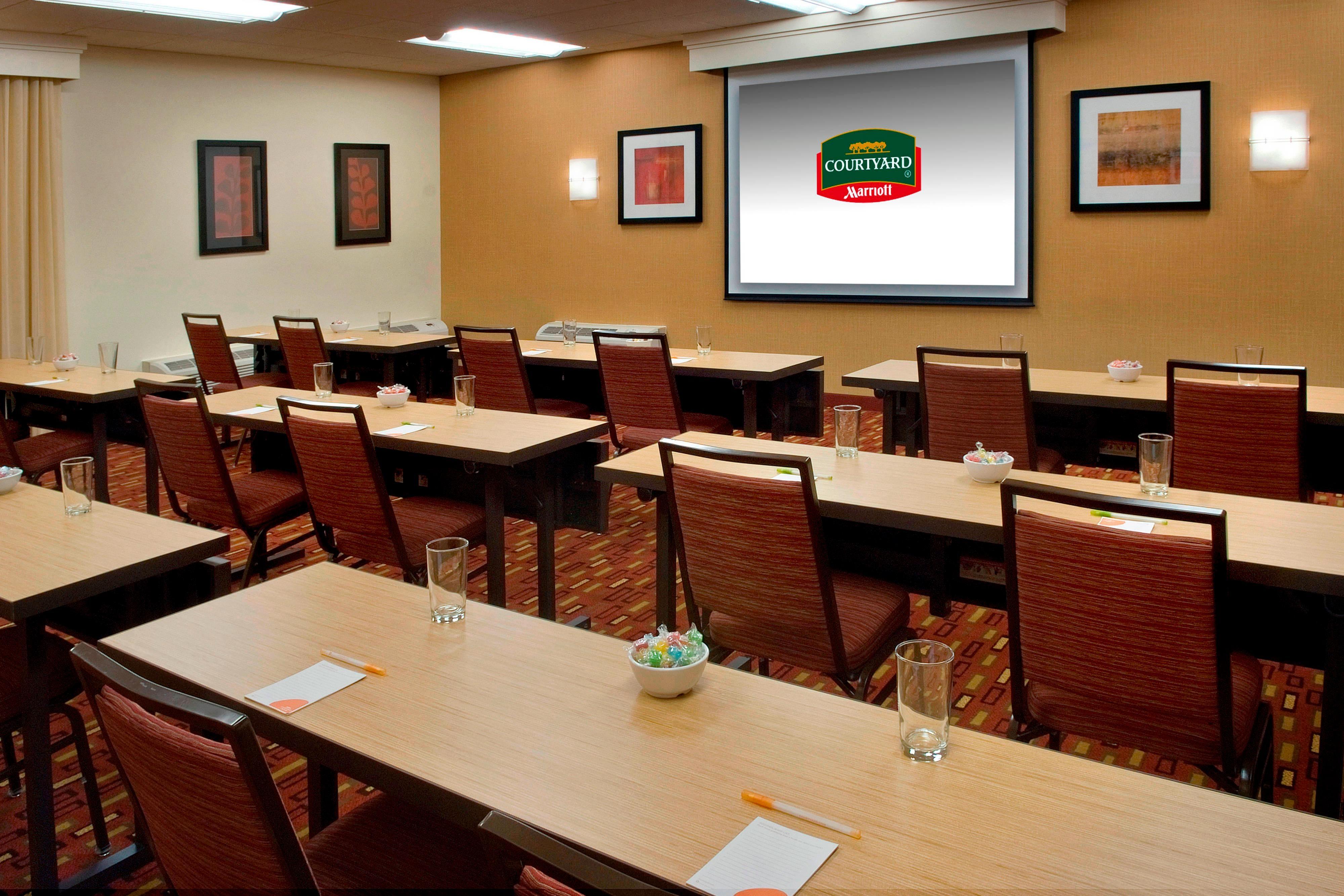 Norwalk Hotel Meeting Room
