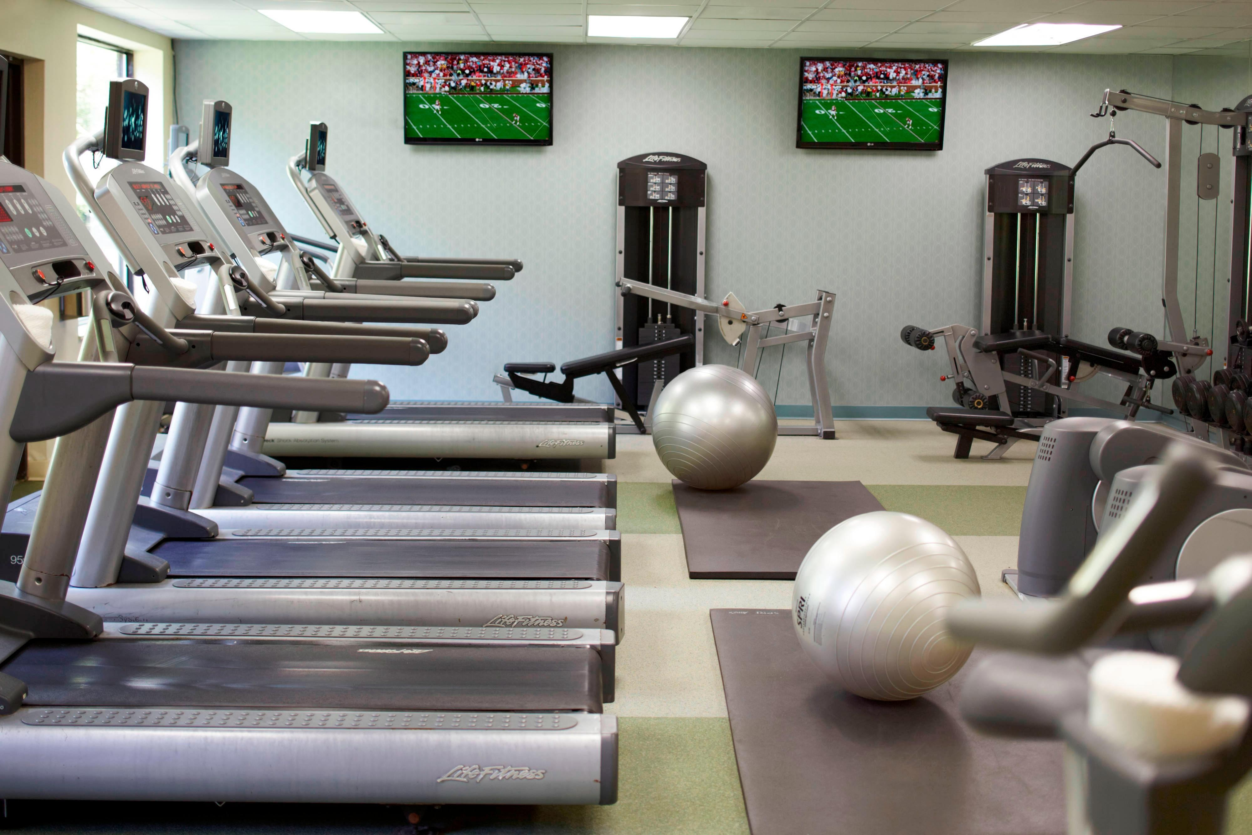 Westchester hotel Fitness Center