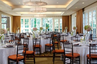 Red Oak Mansion weddings
