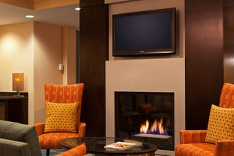 Tarrytown SpringHill Suites Lobby