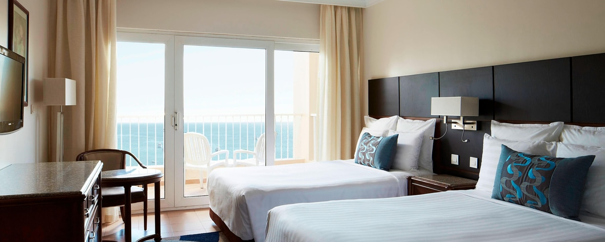 Standard Double/Double Geust Room - Sea View