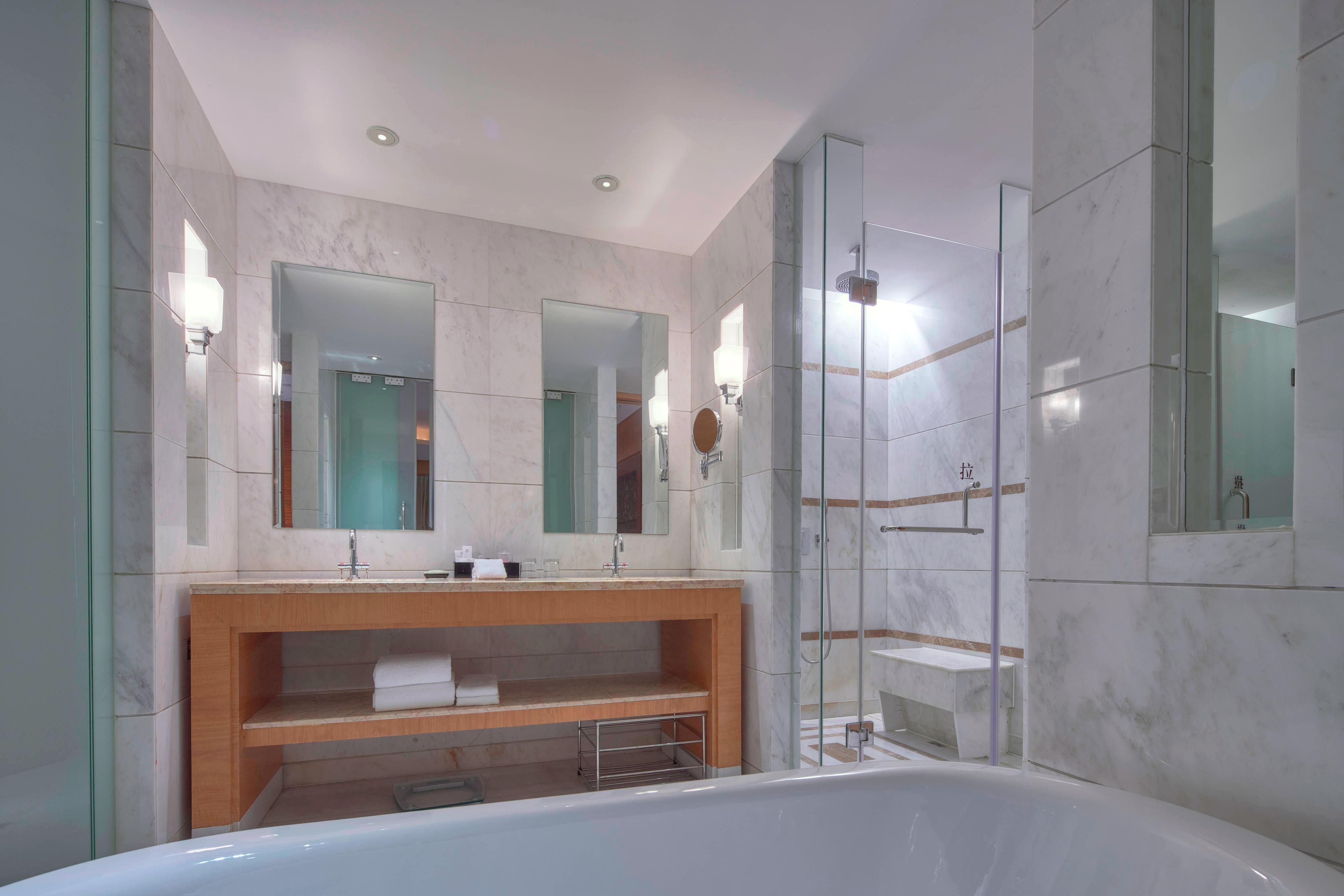 Guest Bathroom - Suite