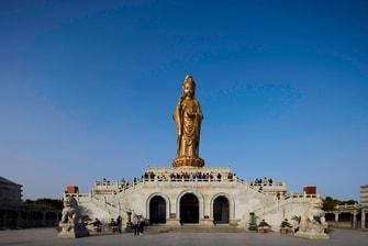 Putuo Mountain - Nanhai Avalokitesvara