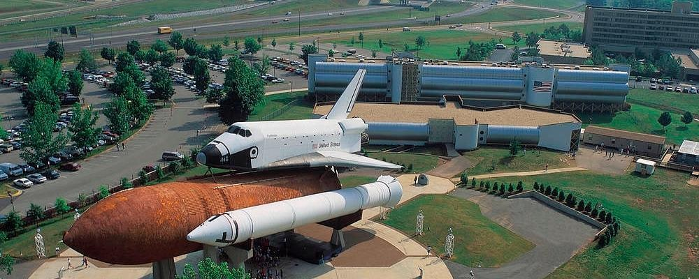 US Space & Rocket Center (US-Raumfahrtzentrum)