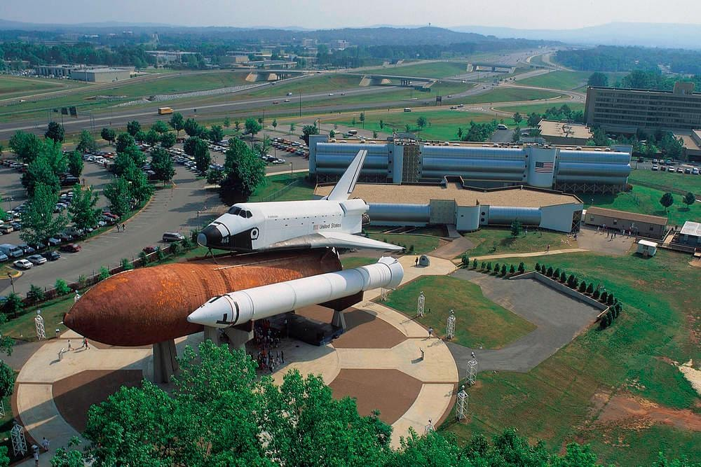US Space & Rocket Center