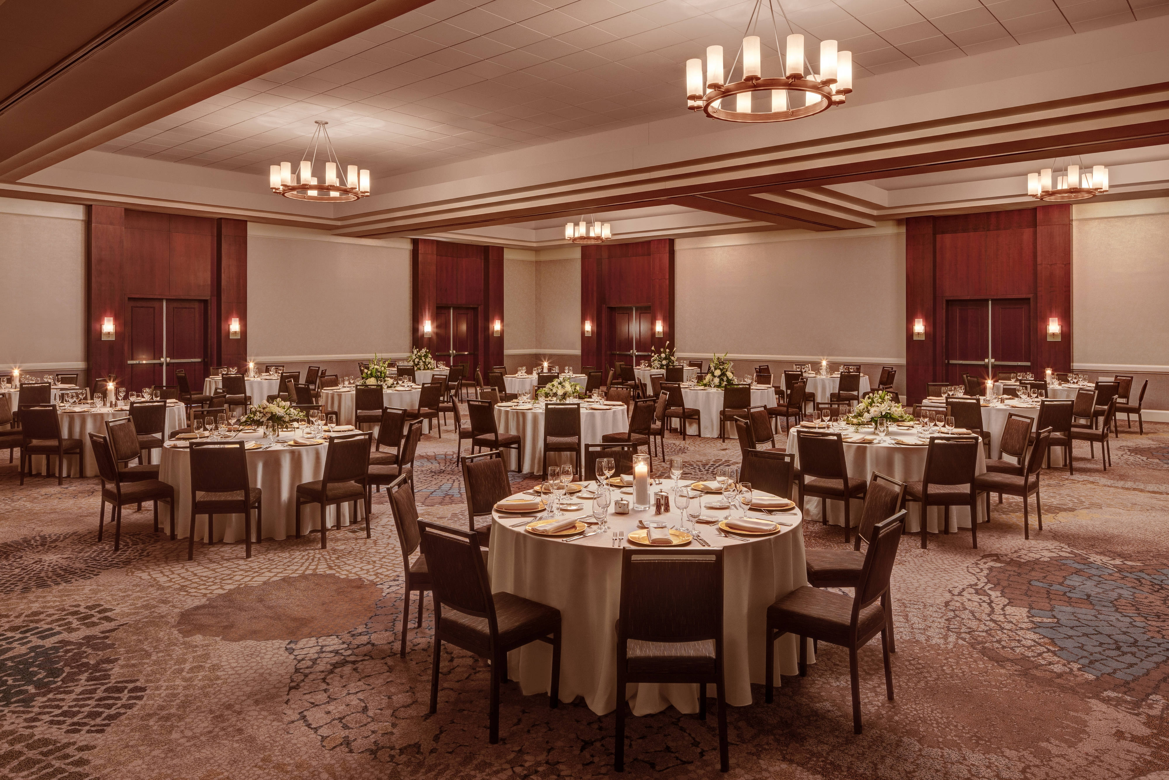 Mediterranean Ballroom at The Westin Huntsville