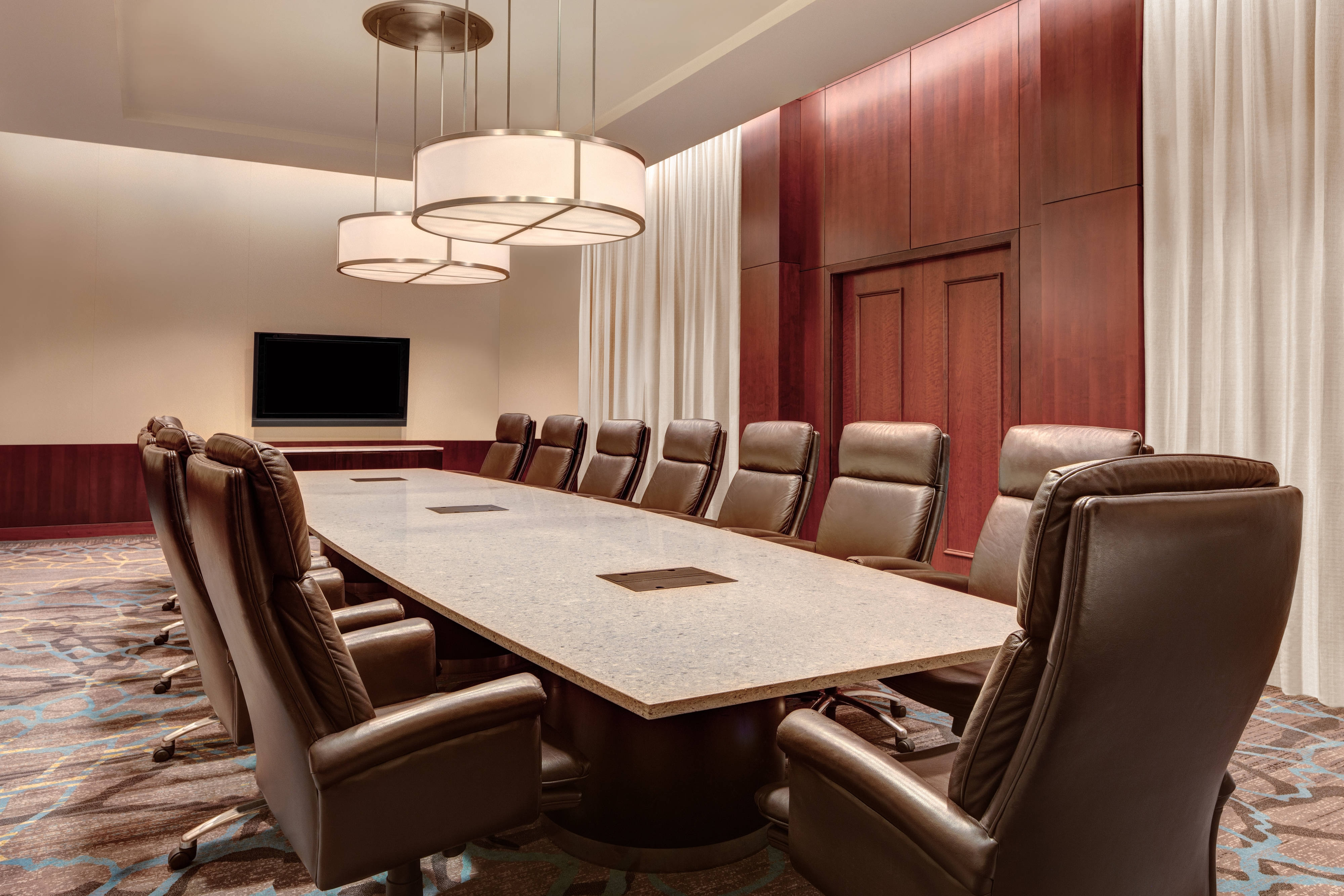 Tripoli Boardroom at The Westin Huntsville