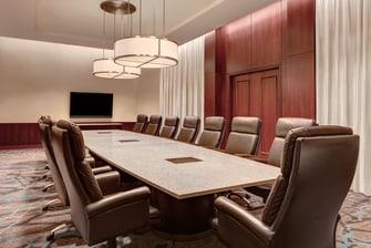 Tripoli Boardroom at The Westin Huntsville
