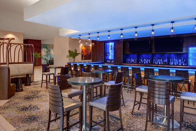 Sage Bar and Grille at The Westin Huntsville